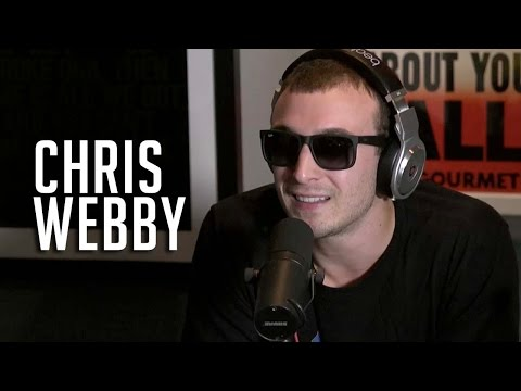 @OldManEbro meets @ChrisWebby… then Webby spits bars!