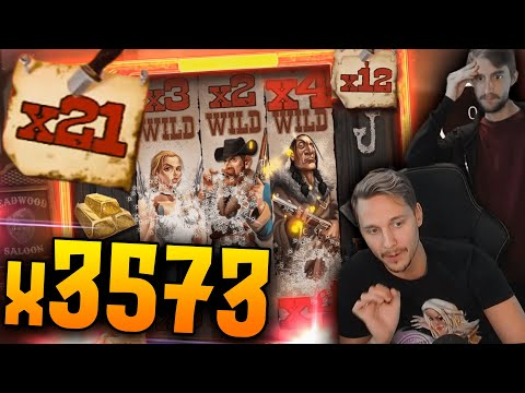 Record  win 90.000 € on Deadwood - Top 5 Big wins in casino slot