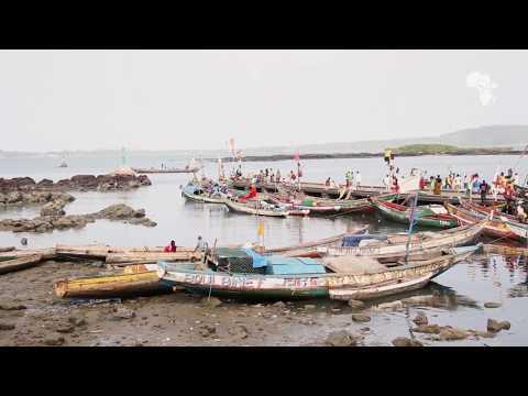 GUINEE CONAKRY : TOURISME SOLIDAIRES AUX ILES DE LOOS
