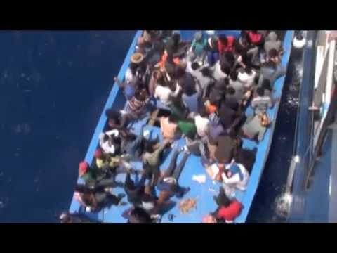 Visa film KBV 001 Medelhavet 7 juni