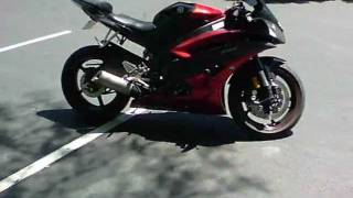 1. R6 - 2006 Yamaha YZF-R6 review