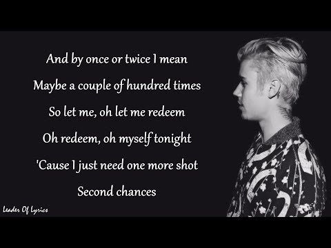 Justin Bieber - SORRY (Lyrics)