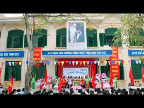 Hanh khuc Truong Nguyen Cong Tru NS Huy Thuc