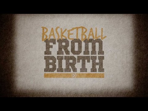 Basketball from Birth: Luka Mitrovic, Crvena Zvezda Telekom Belgrade
