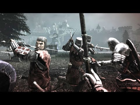 Chivalry - I take a first look at Chivalry, an amazing new first person medieval combat game from Torn Banner Studios! http://www.chivalrythegame.com/ SideStrafe on fac...