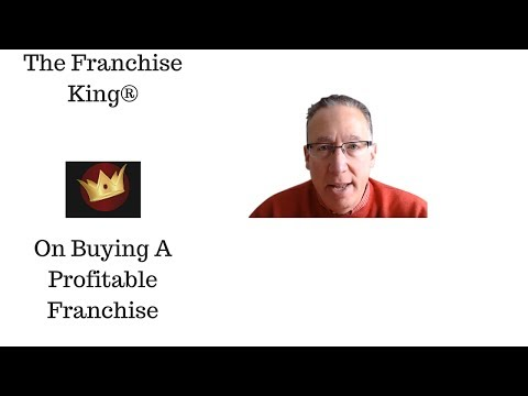 Watch '8 Steps To Owning A Profitable Franchise Business '