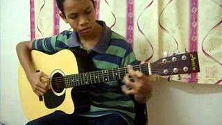 Video Bengawan Solo Keroncong(gesang) Fingerstyle - uddin1812 MP3, 3GP, MP4, WEBM, AVI, FLV Juni 2018