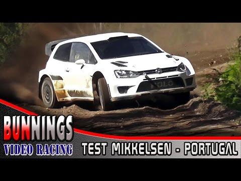 Vídeo test previos Andreas Mikkelsen WRC Rallye de Portugal 2015