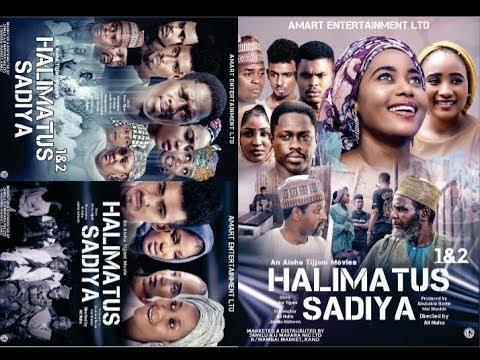 HALIMATUS SADIYA 1&2 LATEST HAUSA FILM