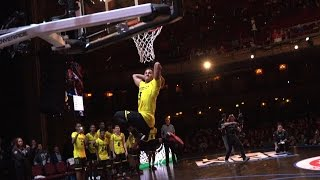 Frank Jackson 360 Tomahawk at the McDonald's All-American Game