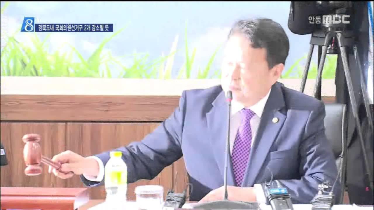 R)경북 선거구 조정 가닥(리)