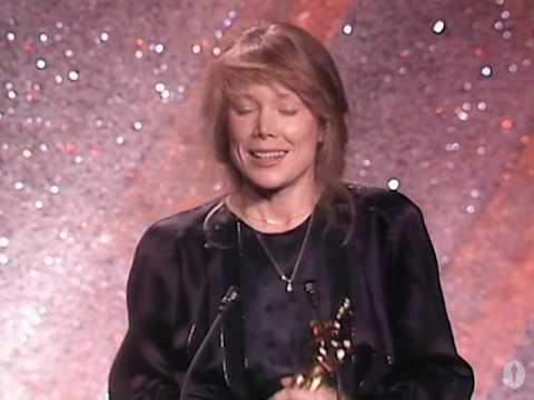 Sissy Spacek Wins Best Actress: 1981 Oscars