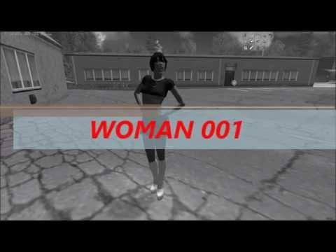 Woman 001