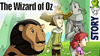 The Wizard Of Oz The Wonderful Wizard Of Oz  Bedtime Story BedtimeStoryTV