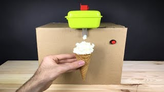 Video How to Make a Ice Cream Machine MP3, 3GP, MP4, WEBM, AVI, FLV Juli 2018
