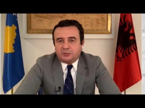 Κόσοβο: «Όχι» Κούρτι σε ανταλλαγή εδαφών
