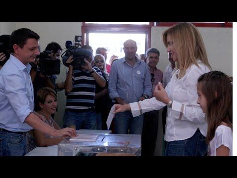 Δήλωση Φώφης Γεννηματά μετά την άσκηση του εκλογικού της δικαιώματος