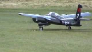 Greg Covey's Ampd- Issue #12: Scale Electric Conversions- F7F Tigercat