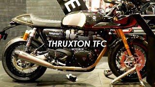 3. Is the Triumph Thruxton TFC worth it?