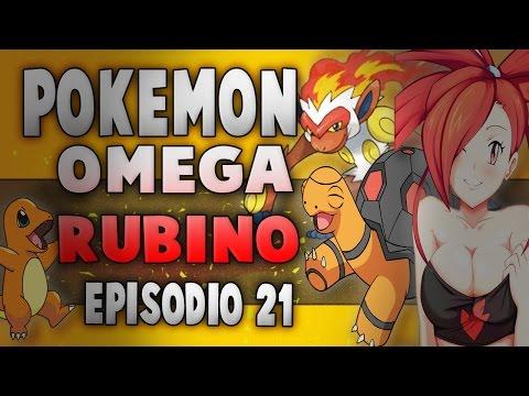 Guida Pokémon Rubino Omega Parte 21 - Le Tette di Fiammetta-ITA HD