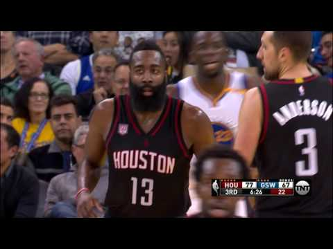 James Harden Gets 4th Triple Double of the Season