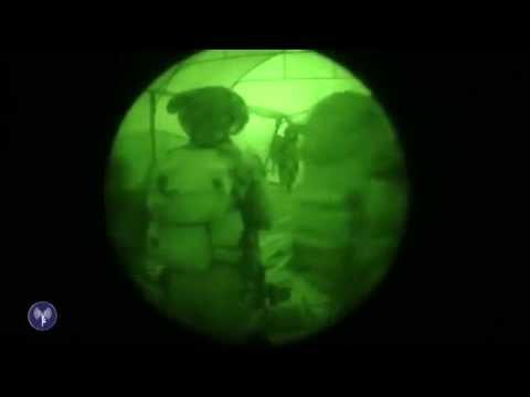 Les Parachutistes opèrent nuit et jour contre le terrorisme à Gaza