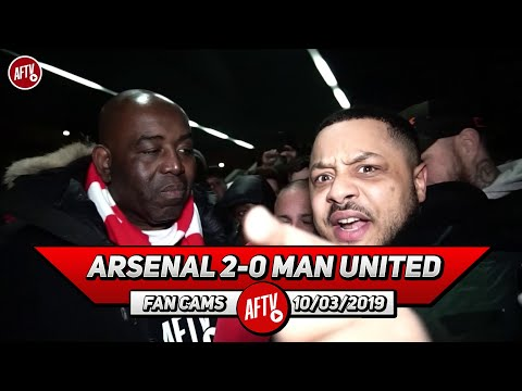 Arsenal 2-0 Man United | Aubameyang Brought Banter FC Back Again! (Troopz)