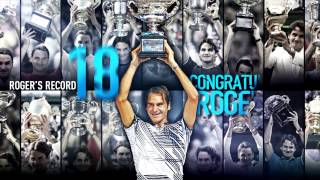 Roger Federer changed the game of tennis forever. He's a sports legend who continues to infuse passion into the game and his fans' fervor for his style only ...