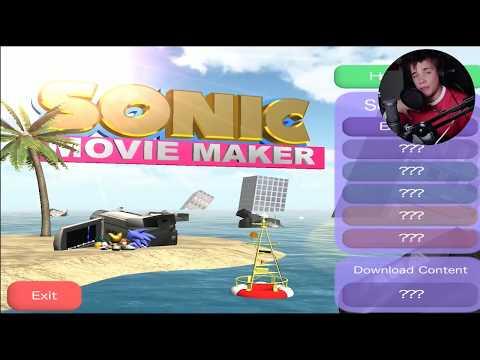 Kręcimy amatorskie PORNO ( ͡° ͜ʖ ͡°) - Sonic Movie Maker