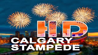 Calgary (AB) Canada  City new picture : STAMPEDE RODEO | CALGARY - ALBERTA , CANADA - A TRAVEL TOUR - HD 1080P