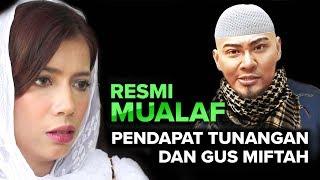 Video Komentar Tunangan dan Gus Miftah Setelah Deddy Corbuzier Jadi Mualaf MP3, 3GP, MP4, WEBM, AVI, FLV Juni 2019