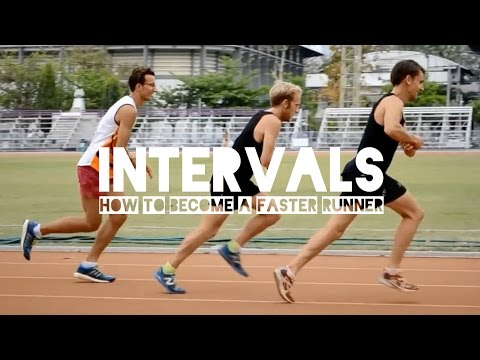 Interval Training: How To Become A Faster Runner