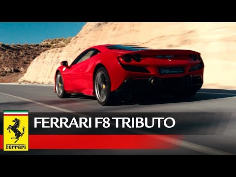 Ferrari F8 Tributo video oficial