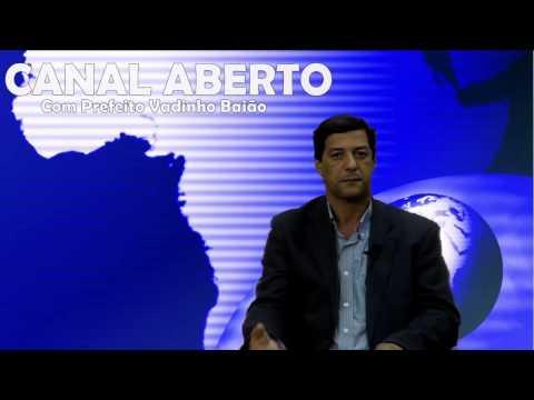 Vadinho fala sobre o serviço de mototáxi em Ubá
