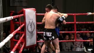 Video Marco Henschke (GER) vs. Ladislav Kryštůfek (CZE) — Večer bojovn
