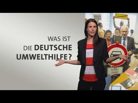 Was ist die Deutsche Umwelthilfe?
