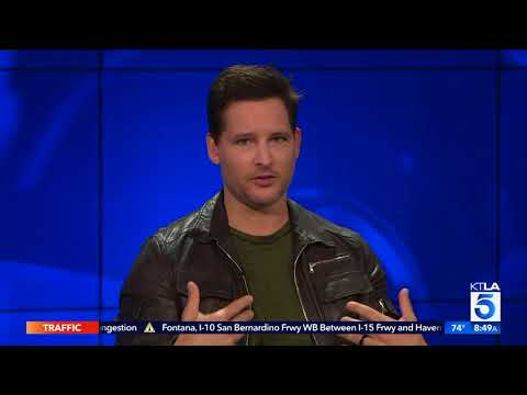 "Peter Facinelli on Directing New Dramedy ""Breaking & Exiting"""