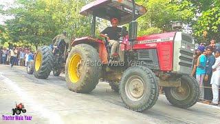Massey Ferguson 9500 Vs Sonalika 750 Tochan Mukabla Pind Budhi Tanda Hoshiarpur