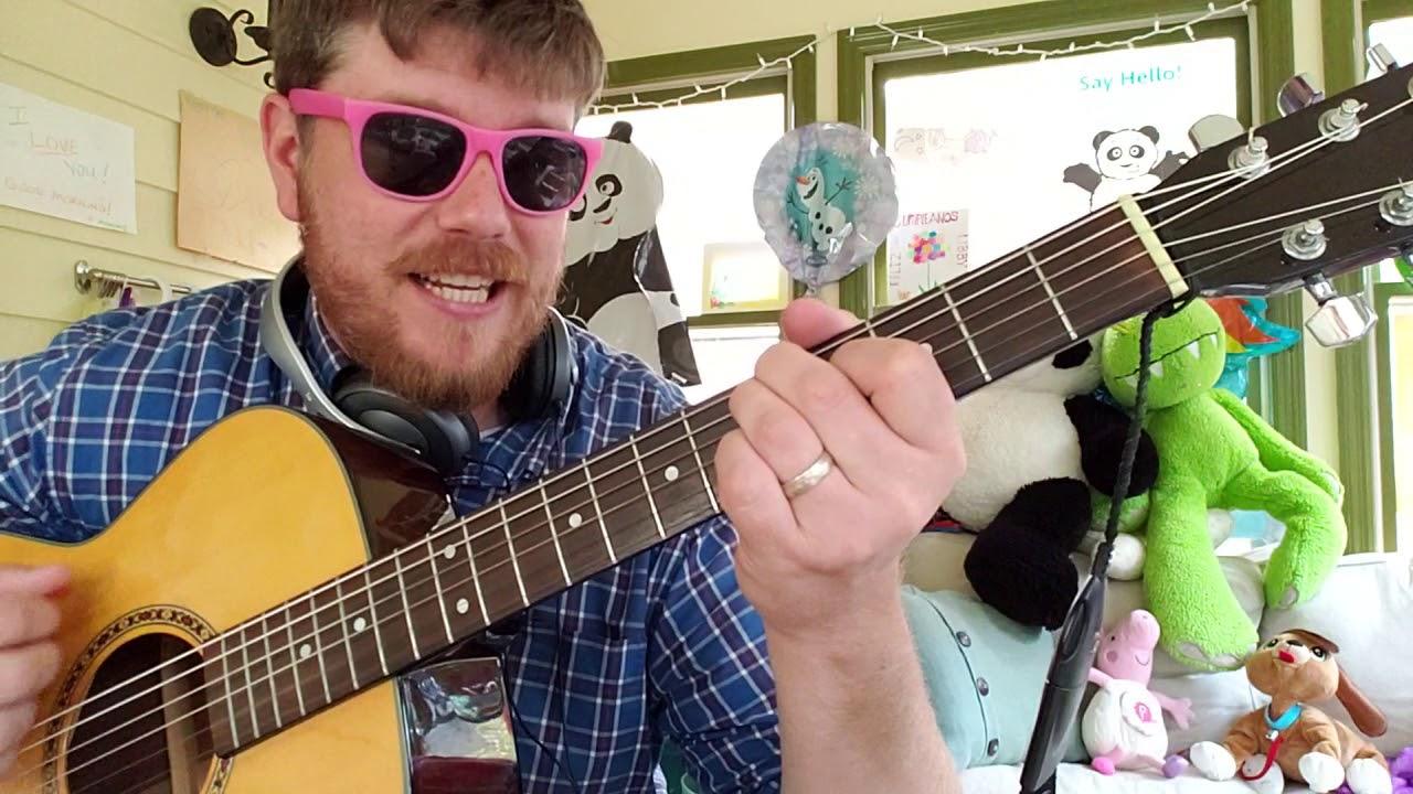 Post Malone,  Swae Lee – Sunflower // easy guitar tutorial for beginner