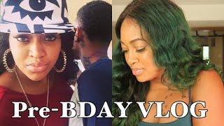 Surprising My Girlfriend   Pre Birthday Vlog Cont  Vlog 058
