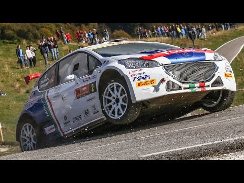 34° Rally Due Valli 2016 - Jumps & Pure Sound [HD]