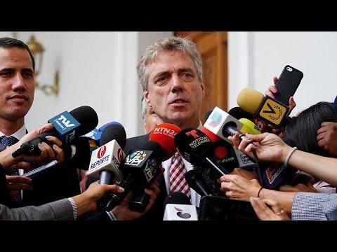 Venezuela: Der deutsche Botschafter muss das Land v ...