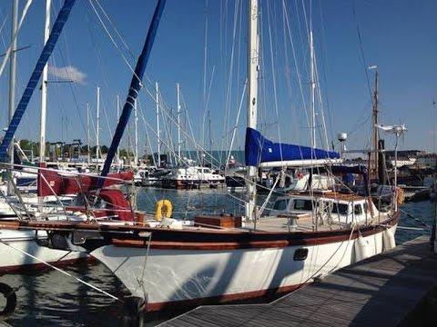 For Sale: 1974 Endurance 35 Cutter - GBP 29,950 (видео)