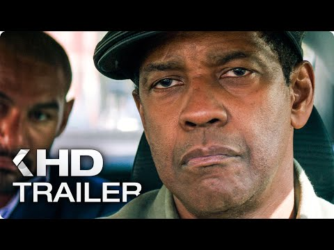 THE EQUALIZER 2 All Clips & Trailer (2018)