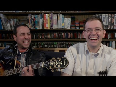 Angry Video Game Nerd - Ikari Warriors Outtakes
