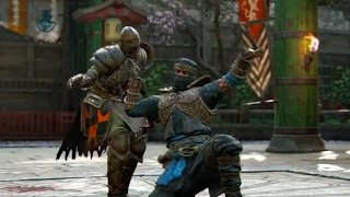 For Honor Official The Shinobi Gameplay Teaser Trailer
