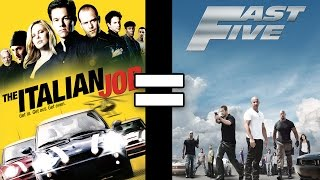 The Italian Job & Fast Five Are The Same Movie