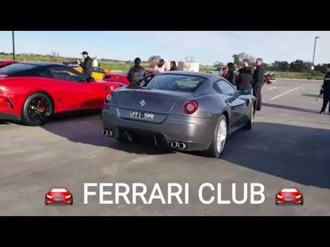 FERRAI CLUB MID YEAR CRUISE 🚘