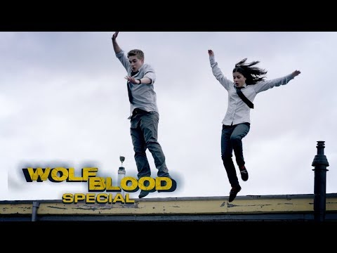 Detention: Maddy and Rhydian race each other 🐺| WOLFBLOOD SPECIAL