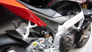 8. Aprilia RSV4 Factory - Review & In-depth Tour
